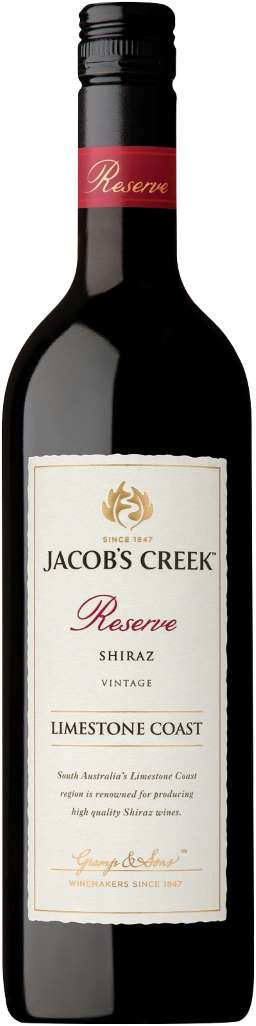 Jacob's Creek Reserve Shiraz 750 ml_limestone _coast.jpg